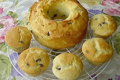 Schokoladen - Muffins 8