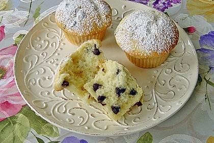 Schokoladen - Muffins 6