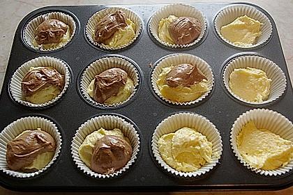 Schokoladen - Muffins 11