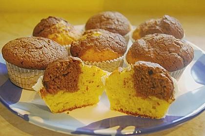 Schokoladen - Muffins 10