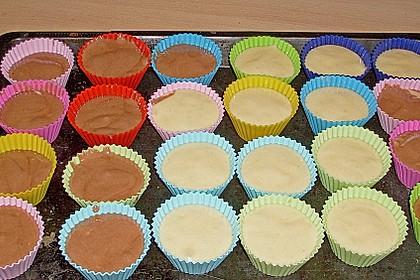Schokoladen - Muffins 12