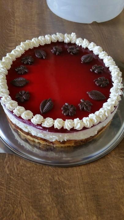Rotkäppchen   Kuchen 1