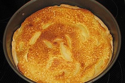 Birnen - Creme Kuchen 38