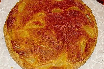 Birnen - Creme Kuchen 32