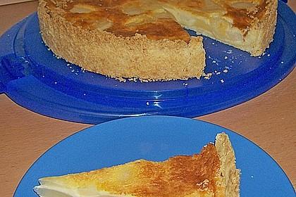 Birnen - Creme Kuchen 16