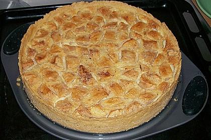 Birnen - Creme Kuchen 11