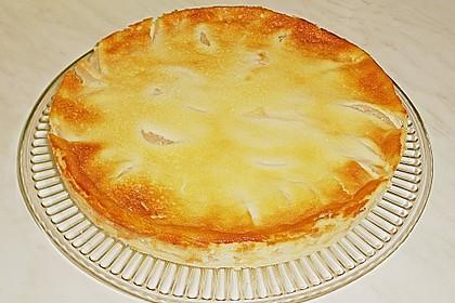 Birnen - Creme Kuchen 50