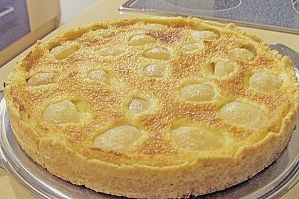 Birnen - Creme Kuchen 49