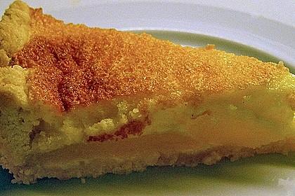 Birnen - Creme Kuchen 54