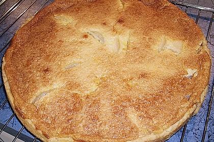 Birnen - Creme Kuchen 36