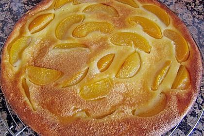 Birnen - Creme Kuchen 10