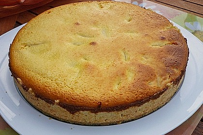 Birnen - Creme Kuchen 21