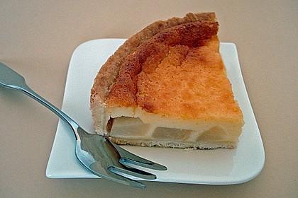 Birnen - Creme Kuchen 27