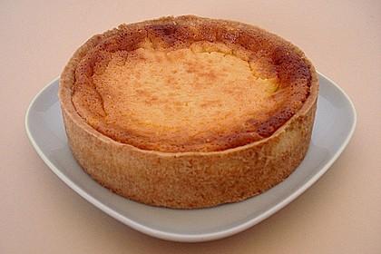 Birnen - Creme Kuchen 22