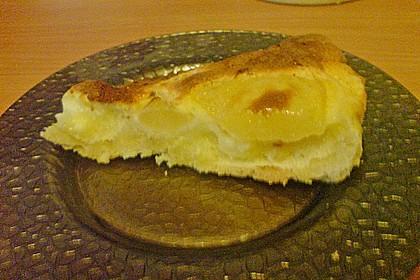 Birnen - Creme Kuchen 58