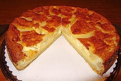 Birnen - Creme Kuchen 12