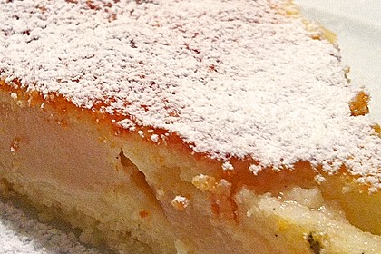 Birnen - Creme Kuchen 53