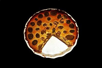 Birnen - Creme Kuchen 44