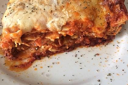 Italienische Lasagne 21