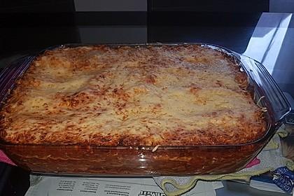 Italienische Lasagne 4