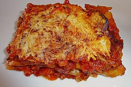 Italienische Lasagne 10