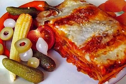 Italienische Lasagne 14