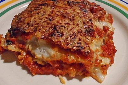 Italienische Lasagne 8
