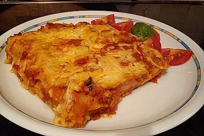 Italienische Lasagne 9