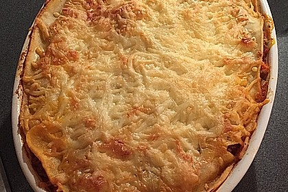 Italienische Lasagne 5