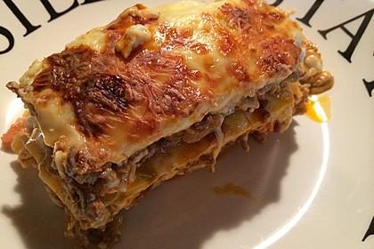 Italienische Lasagne 19