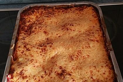 Italienische Lasagne 50