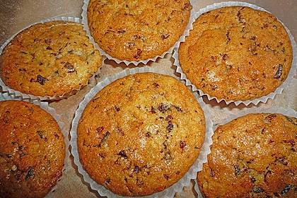 Schokoladen - Marzipan - Muffins 18