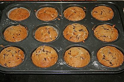 Schokoladen - Marzipan - Muffins 21