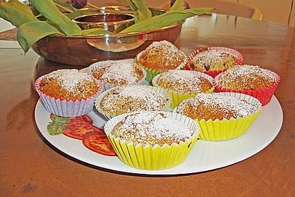 Schokoladen - Marzipan - Muffins 4