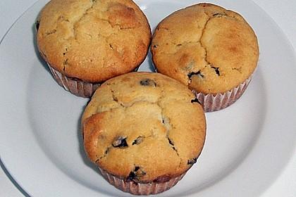 Schokoladen - Marzipan - Muffins 20