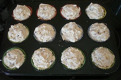 Schokoladen - Marzipan - Muffins 30