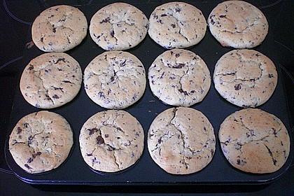 Schokoladen - Marzipan - Muffins 32