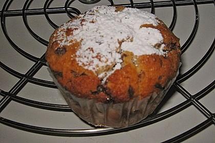 Schokoladen - Marzipan - Muffins 26