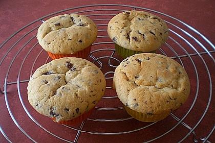 Schokoladen - Marzipan - Muffins 16