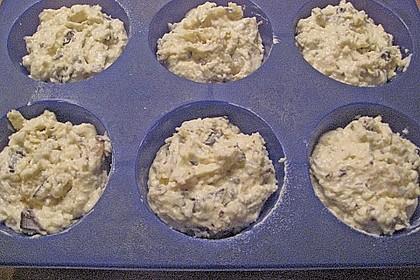 Schokoladen - Marzipan - Muffins 29