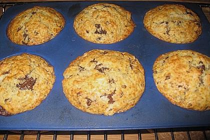 Schokoladen - Marzipan - Muffins 33