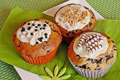 Schokoladen - Marzipan - Muffins 8