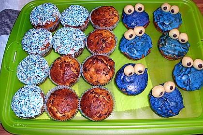 Schokoladen - Marzipan - Muffins 0