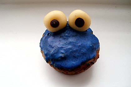 Schokoladen - Marzipan - Muffins 24