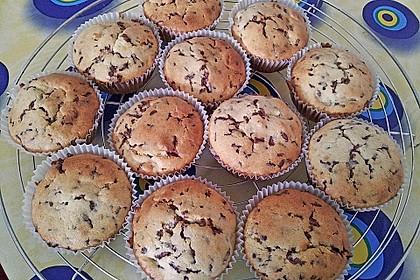 Schokoladen - Marzipan - Muffins 13