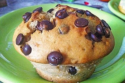 Schokoladen - Marzipan - Muffins 27