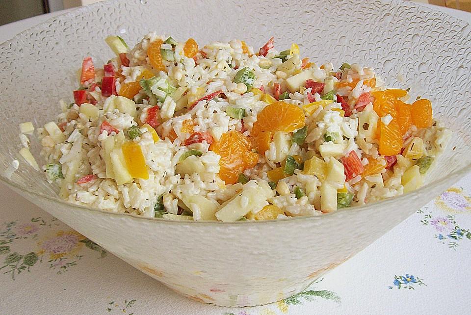 Reissalat rezepte zum grillen