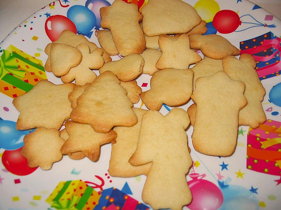Murbe kekse rezept