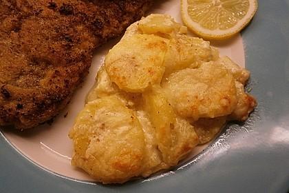 Kartoffelgratin 0