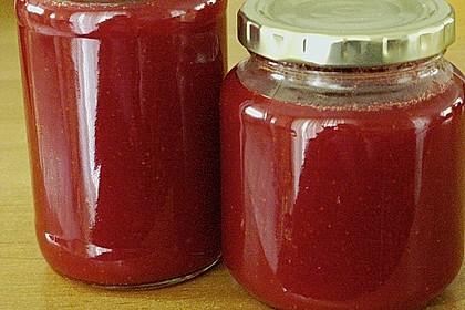 Erdbeer - Sekt - Konfitüre 15